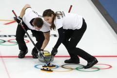 Подъем! Россия четвертый раз подряд победила в керлинге
