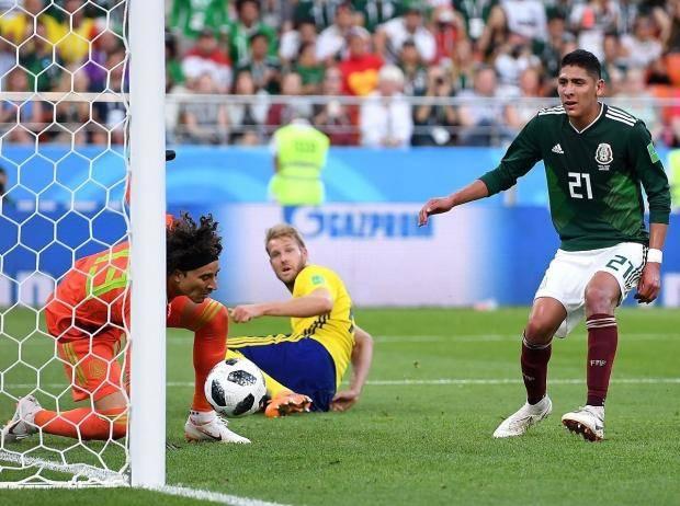 Лучше бы Корею посмотрели. О матче Мексики и Швеции