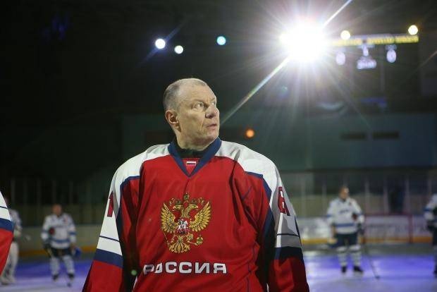 Владимир Потанин: Не люблю, когда в хоккее торжествует бабло (видео, аудио)