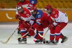 Уроки Федорова для юниоров. Сборная России продолжает подготовку к ЮЧМ