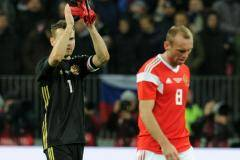 Глушаков и Акинфеев на допинге? Сборную России хотят оставить без ЧМ-2018