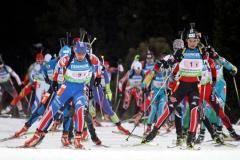 Биатлонная «Гонка чемпионов» в 2012-м году пройдет на Поклонной горе