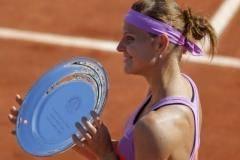 Шафаржова поднялась на пятое место в Чемпионской гонке WTA, Шарапова - третья