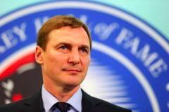 «Мы в ЦСКА поднимали 27 тонн за два часа». Как Федоров вошел в Зал славы (видео)