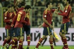 ЧМ-2014. Квалификация. Группы A-E, G-I. Франция спаслась на последних секундах в матче с Испанией, Швеция отыграла четыре мяча против Германии