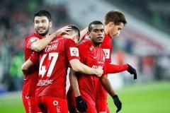 Валерий Рейнгольд: «Спартак» реабилитировался перед болельщиками