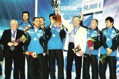 Из Кореи виден наш «Факел». Клуб «Факел Газпрома» выиграл супертурнир «2012 gazprom european super cup»