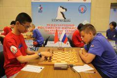 Российские школьники выиграли «Матч Дружбы» у китайских сверстников