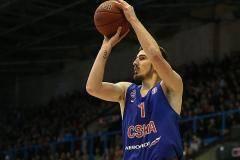 Де Коло с Хайнсом вернулись в Перми. И вернули ЦСКА на первое место