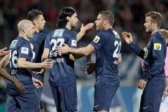 Лига 1. 36-й тур. «Лион» проиграл ПСЖ  и другие матчи