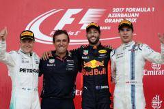 Жара в Баку! Как Гран-при Азербайджана стал самым ярким этапом сезона