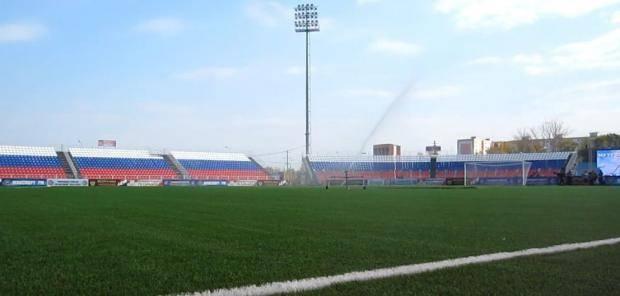 Газон на 30 миллионов. Как выглядит поле, где сыграют ЦСКА и «Мордовия»