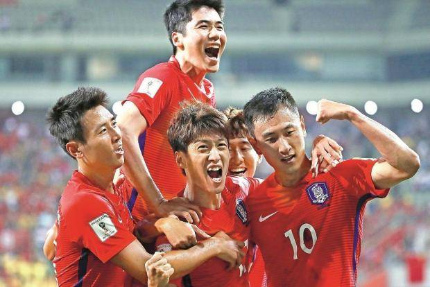 Группа F. Южная Корея. Команда утренней свежести