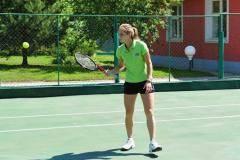 Турнир WTA в Ташкенте. Первый круг. Чакветадзе обыграла Цуренко, Бычкова уступила Каданту