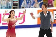 «Наши еще покажут на Олимпиаде!» Танцевальные пары ярки не только на льду