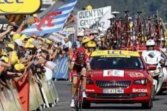 «Ильнур, я тебя люблю! Держись!» Самые яркие события «Тур де Франс-2016»