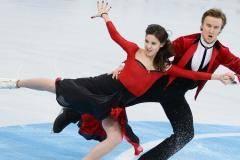 Жестокие танцы. Кацалапов падает в Осаке, Ильиных с Жиганшиным выходят в финал