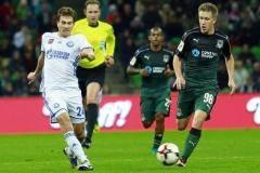 «Краснодар» ушел от поражения в матче с «Оренбургом»
