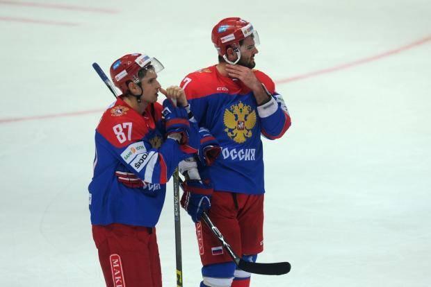 Шипачев больше не игрок сборной России, как и Радулов. Не перегнуть бы палку…