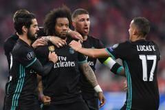 «Реал» на выезде обыграл «Баварию» в первом матче 1/2 финала Лиги чемпионов