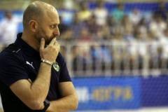 Главный тренер «Дины» Бесик Зоидзе: В Югорске на меня не обиделись