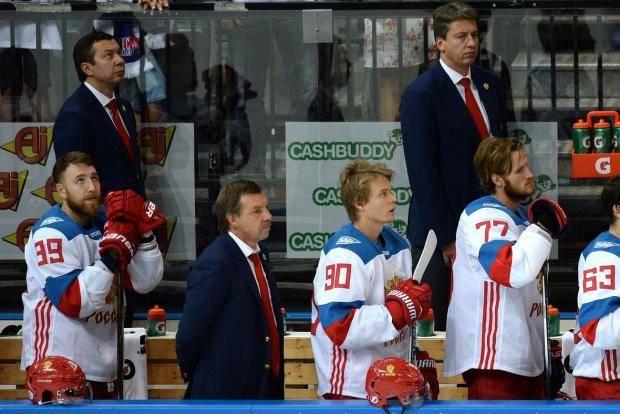 Борис Михайлов: Поставлю сборной России четыре с минусом