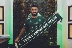 Официально: Полузащитник «Рубина» М'Вила перешел в «Сент-Этьен»