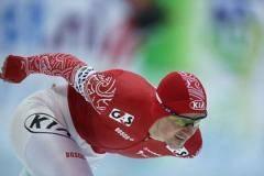 Юсков снялся с чемпионата Европы