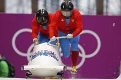 Олимпиада в Сочи.  Все медали понедельника