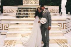 Свадьба богов. Как хоккеисты и гимнастки гуляли у Радулова и Дмитриевой