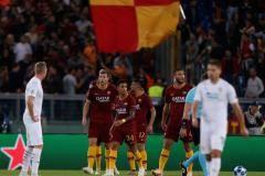 Хет-трик Джеко помог «Роме» разгромить «Викторию» в Лиге чемпионов