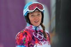 Сноубордистка Алена Заварзина:  Вика и здесь американцы достали