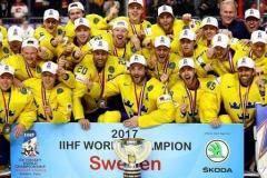 Словакия обыграла Швецию и стала второй в группе А на молодежном чемпионате Европы
