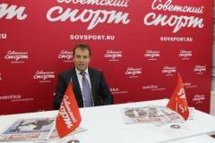 Вячеслав Екимов: Нужно вывести лидеров из зоны комфорта