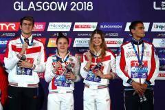 Сборная – золото! Россия – лучшая на чемпионате Европы по плаванию