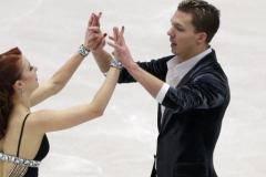Россияне Боброва и Соловьев – вторые после короткого танца на чемпионате Европы