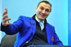 Сергей Федоров: СКА – базовый клуб сборной? Это хорошо! (видео)