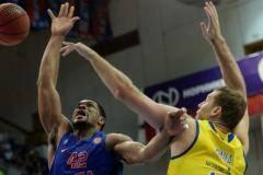 Российские баскетболистки обыграли черногорок