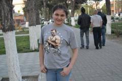 Эльмира Халаева – бронзовый призер первенства Европы по спортивной борьбе