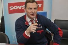 Сергей Федоров: Мы с Квартальновым смотрим на хоккей одним взглядом