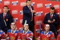 Владимир Юрзинов: Знарку сейчас непросто! Полегче есть вопросы?