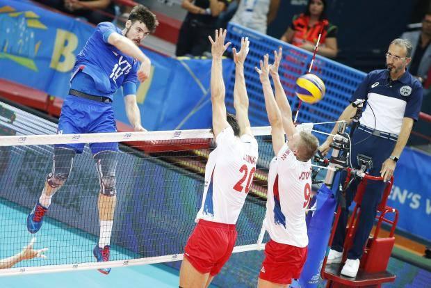 Игра важнее математики. Россия уступила в битве с Сербией на чемпионате мира