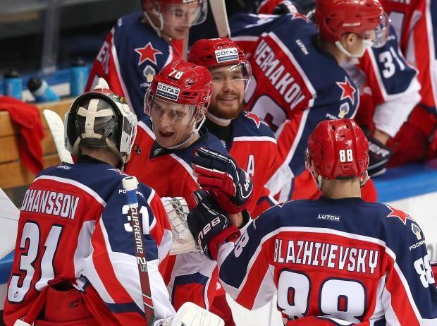 Есть ли жизнь без Капризова? ЦСКА и без ударной тройки победил «Адмирал»