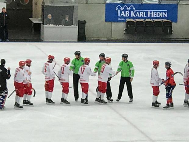 «Старт» грохнул чемпиона швеции и вышел в четвертьфинал!