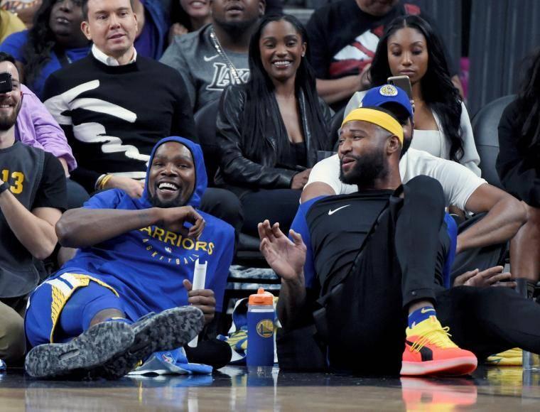 «Воины» - бессмертны? Топ-5 интриг сезона в НБА