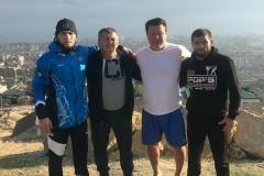 Тактаров приехал в Дагестан в гости к Нурмагомедову