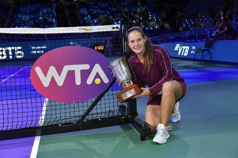 Последняя королева «Олимпийского». Касаткина выиграла «Кубок Кремля»