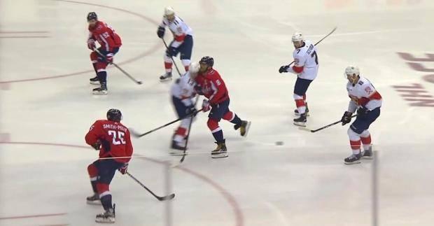 Овечкин крушит игроков «Флориды». Те требуют дисквалификацию. Все о дне НХЛ