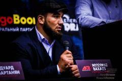 Мухумат Вахаев: Я подражал технике Федора, его «колотушке»