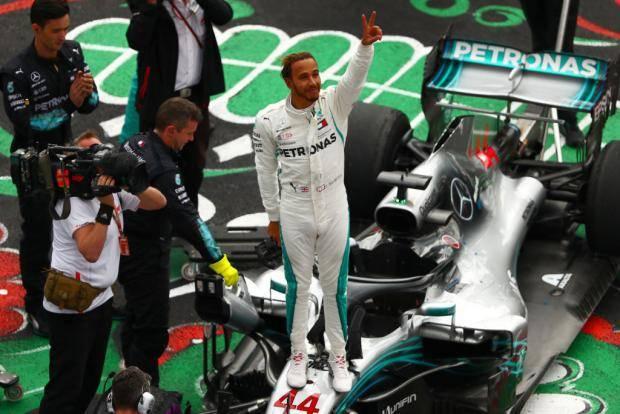 Льюис – пятикратный! Хэмилтон выиграл чемпионат мира - «Формула-1»